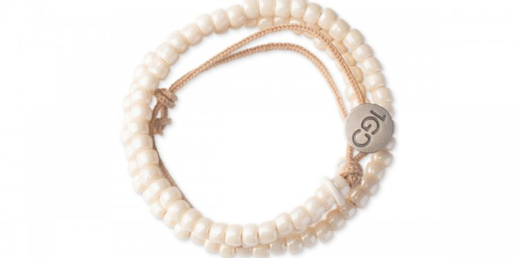 100 good deeds Ivory Bracelet