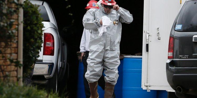 Ebola outbreak: Will Canada