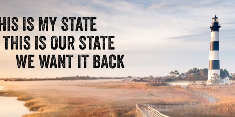 """""""This is not my state"""":"""