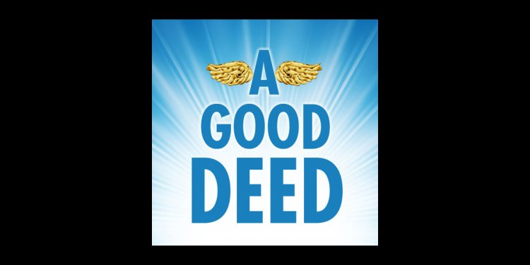 Ideas for good deeds