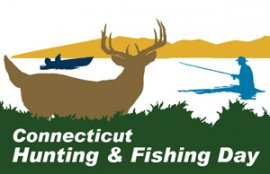 Hunting and Fishing Day logo