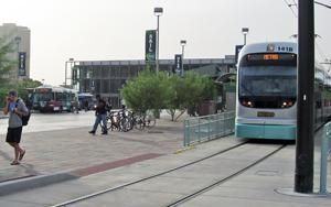 The Tempe, Arizona, Transportation Center