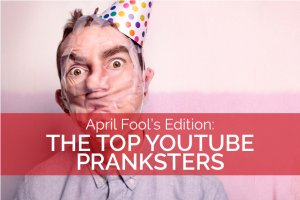 Top YouTube Pranksters Stars YouTubers