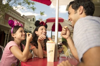 Welcome to Our World! What is the Disney Dining Plan?